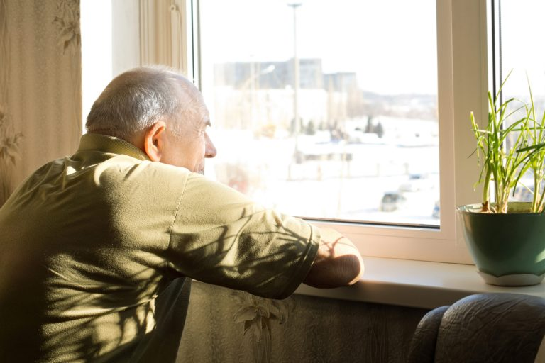 Senior Citizens Loneliness and Isolation